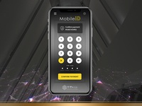 Mobile ID |  Concept 4