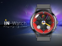 IN-Watch | Concept | Red illumitation