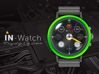 IN-Watch | Concept | Green Case