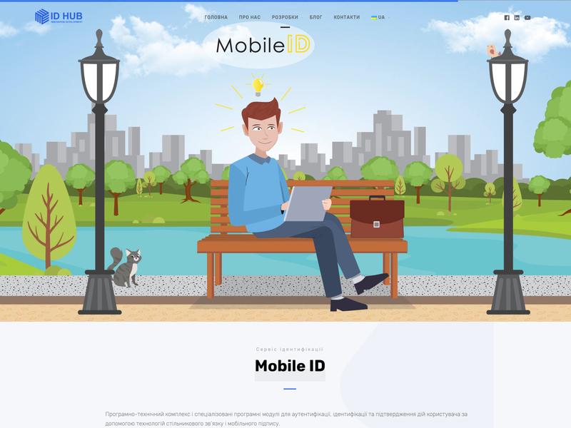 ID Hub | Site Concept minimal website icon web animation typography hub app ux ui branding vector shop illustration design logo site concept site concept id hub
