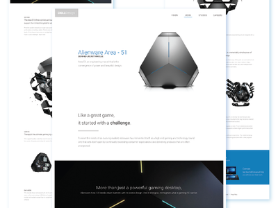 Dell Design | Alienware