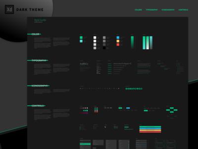 Free Adobe Xd Styleguide template elements dropdown components web design web ui interface styleguide xd freebie free