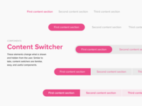 Content Switcher
