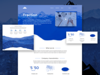 Figma | Landing page