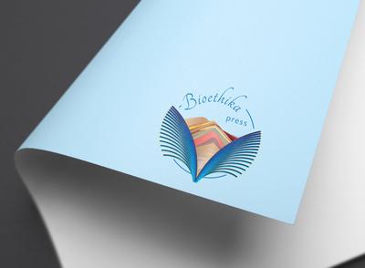 BIOETHIKA PRESS logo redesign