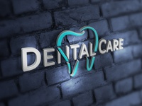 "Logo design ""DENTAL Care"""
