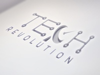 "Logo design ""TECH Revolution"""