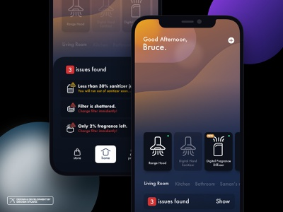 Couzy - Smart Home manage app home smarthome
