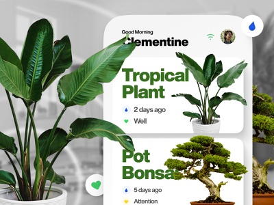 SmartPlant liar ui device smart plant bonsai