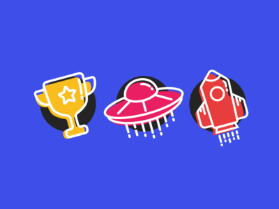 Service introduction Icons Part2