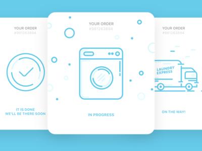 Laundry Application
