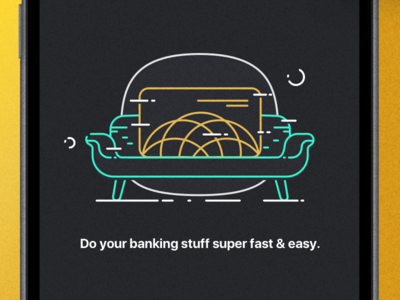 Ayandeh bank Application – Intro #1