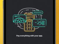 Ayandeh bank Application – Intro #3