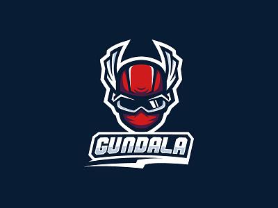 Gundala - Indonesian Superhero ninja deadpool movie captain america captainamerica superhero hero vector logo head mascot illustration
