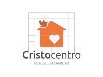 Logo design for Cristocentro church