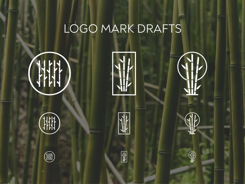Takeboo | Logo Drafts symbol logo mark nature logo nature biology eco logo eco-friendly eco turin vilnius icon design branding lithuanian lithuania italian japanese japan bamboo logo design logo