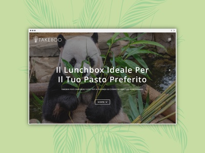 Takeboo   Website UI/UX interface design minimalist logo bamboo logo bamboo green logo logodesign startup logo startup lithuania vilnius italy italian uiux design uiux ux ui webdesign website landing page design landing page
