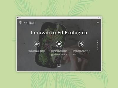 Takeboo   Website UI/UX startup startup logo minimalist logo bamboo logo bamboo logo design branding logo design green logo lithuania vilnius italy italian landing page design landing page web design uxdesign uidesign uiux ux ui