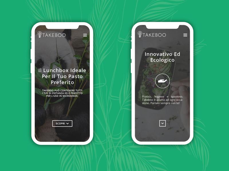 Takeboo | Mobile UI/UX branding startup startup logo minimalistic logo green logo bamboo bamboo logo logo design vilnius italian italy lithuania responsive webdesign responsive website responsive design uxdesign uidesign uiux ux ui