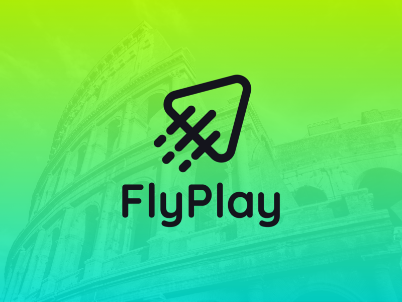 FlyPlay | Logo Design