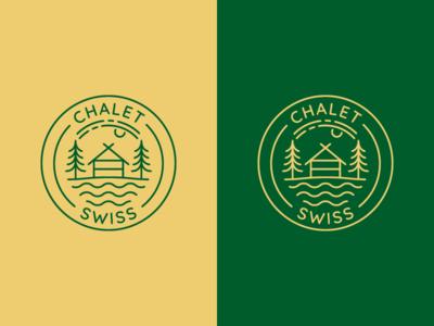 Chalet Swiss | Logo proposal