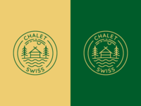 Chalet Swiss | Logo proposal
