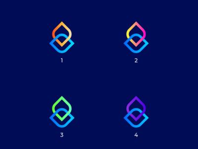 Petalus   Logomark Color Concept