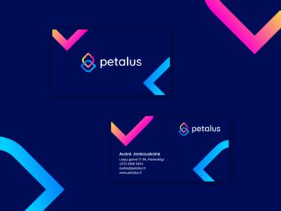 Petalus | Business Cards