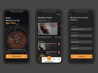 Restaurant App-