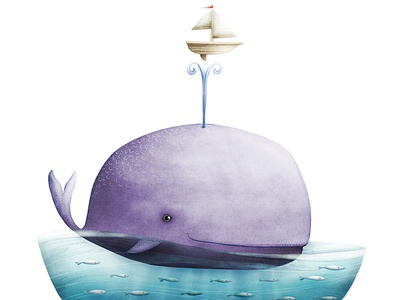 Mighty Whale