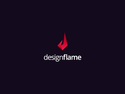 designflame logo logo branding design flame identity