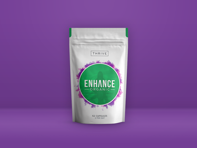 Thrive Enhance Packaging