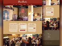 Mediterranean Restaurant Homepage