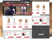 Target Barn Homepage