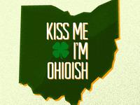 Kiss Me I'm... Ohioish