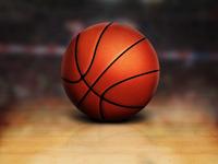 Basketball Icon (+process)