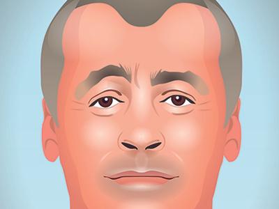 Matt LeBlanc matt leblanc celebrity portrait vector-art illustrator illustration fanart