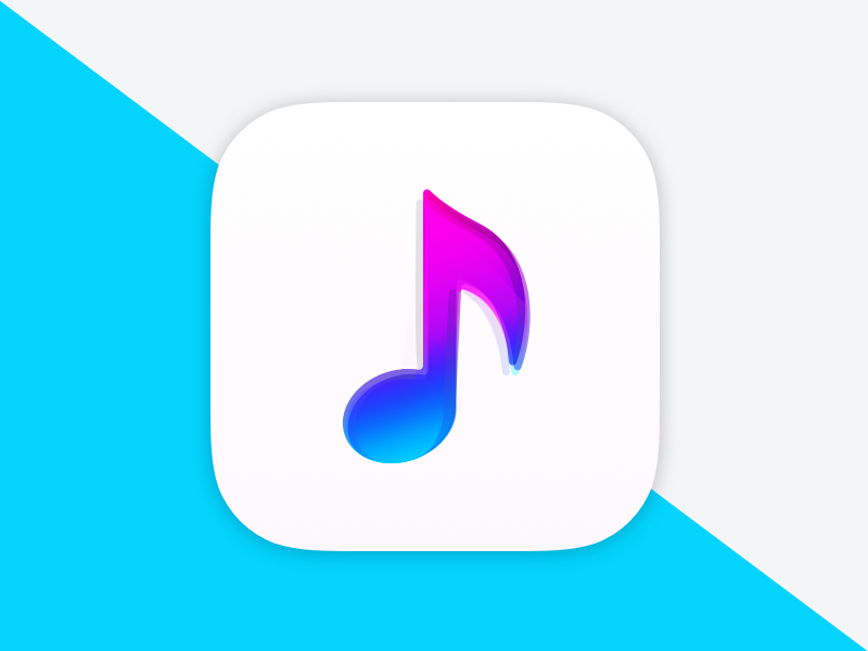 #05: Music App Icon 005 dailyui
