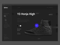 bimo™ — Product page V2