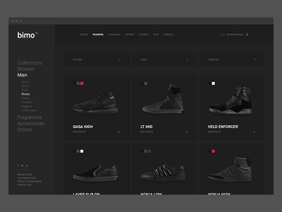 Pierre Georges / Tags / web | Dribbble