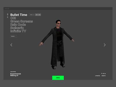 The Matrix — Making of