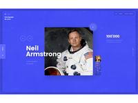 Apollo 11 — Neil Armstrong