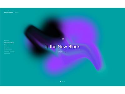 Title can't be blank portfolio minimal ui web design pierre georges nerval
