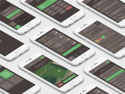 App for autonomous robotic technology