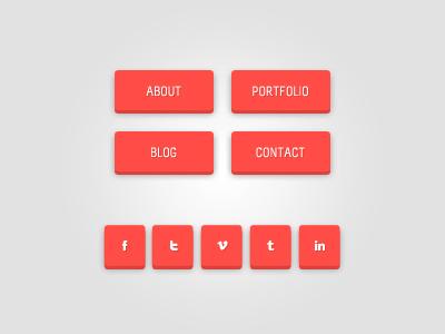 Buttons portfolio