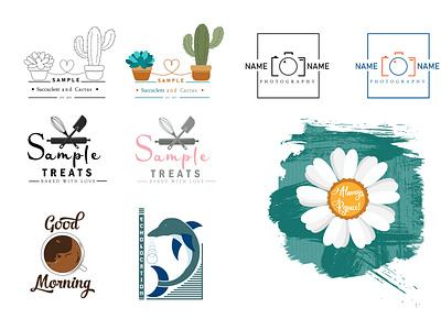 Logo Concepts and Design marketing branding vector illustration graphic design logo