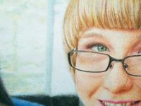 Emily soft pastels / coloured pencils
