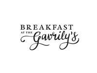 Breakfast at the Gavrily's