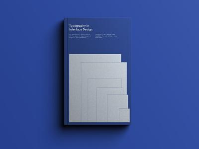 Editorial 2 typography editorial design blue design book cover editorial book