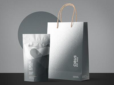 Cibus Future Food print design photoshop medicinal modernism packagingdesign future packaging design package design packaging nutrition food